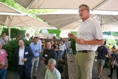 Fyrabe-Bier 2019: KMU-Networking bei Traumwetter