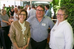 Barbara Ingold, Suva Bern, Markus Gloor, Gebr. Gloor AG und Kathrin Bohnenblust, Geissbühler & Co. AG