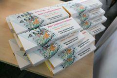Schön verpackte Give Aways am Fyrabe-Bier 2019