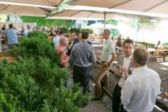 Fyrabe-Bier 2019 mit den Einzelmitgliedern in Bern