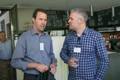 Thomas Fankhauser, UBS Switzerland AG und Claudio Bonaria, Adveritas GmbH