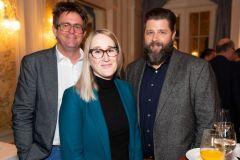 Pascal Rub, Ramona Brotschi, Christian Meyer