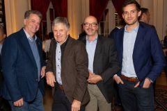 Thomas Burkhalter, Rolf Kasteler, Alfred Flükiger, Philipp Kasteler