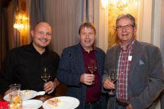 Urs Brodmann, Samuel Wicki, Markus Guggisberg