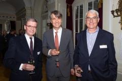 Claude Thomann, Alec von Graffenried, Thomas Balmer
