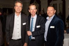 Ulrich Hadorn, Alexandre Schmidt, Rolf Frehner