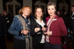 Katharina Stampfli, Nicole Gull, Lena Schneiter