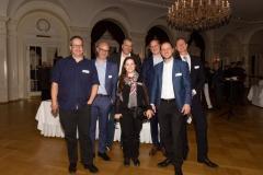 Jürg Oerhli, Markus Herren, Beat Gerber, Sylvia Schneider, Renato Steck, Stefan Schori, Lene Sitter