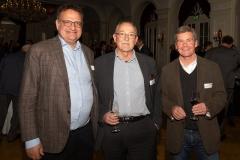 Thomas Weil, Hans Ulrich Gränicher, Ueli Jaisli