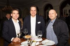 Banjamin Domenig, Bijelic Miroslav, Roberto Bornia