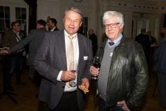 Walter Haas, Mario Imhof