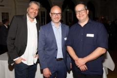 Beat Gerber, Markus Herren, Jürg Oehrli