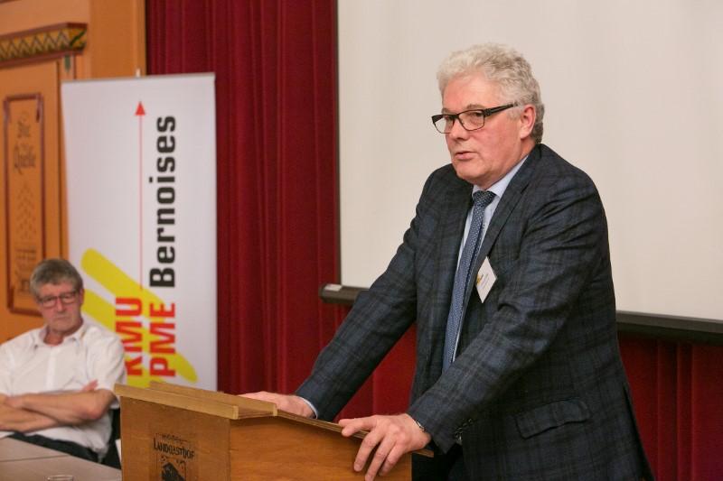 Fokus Corona: Rück- und Ausblick mit Berner KMU Direktor Christoph Erb