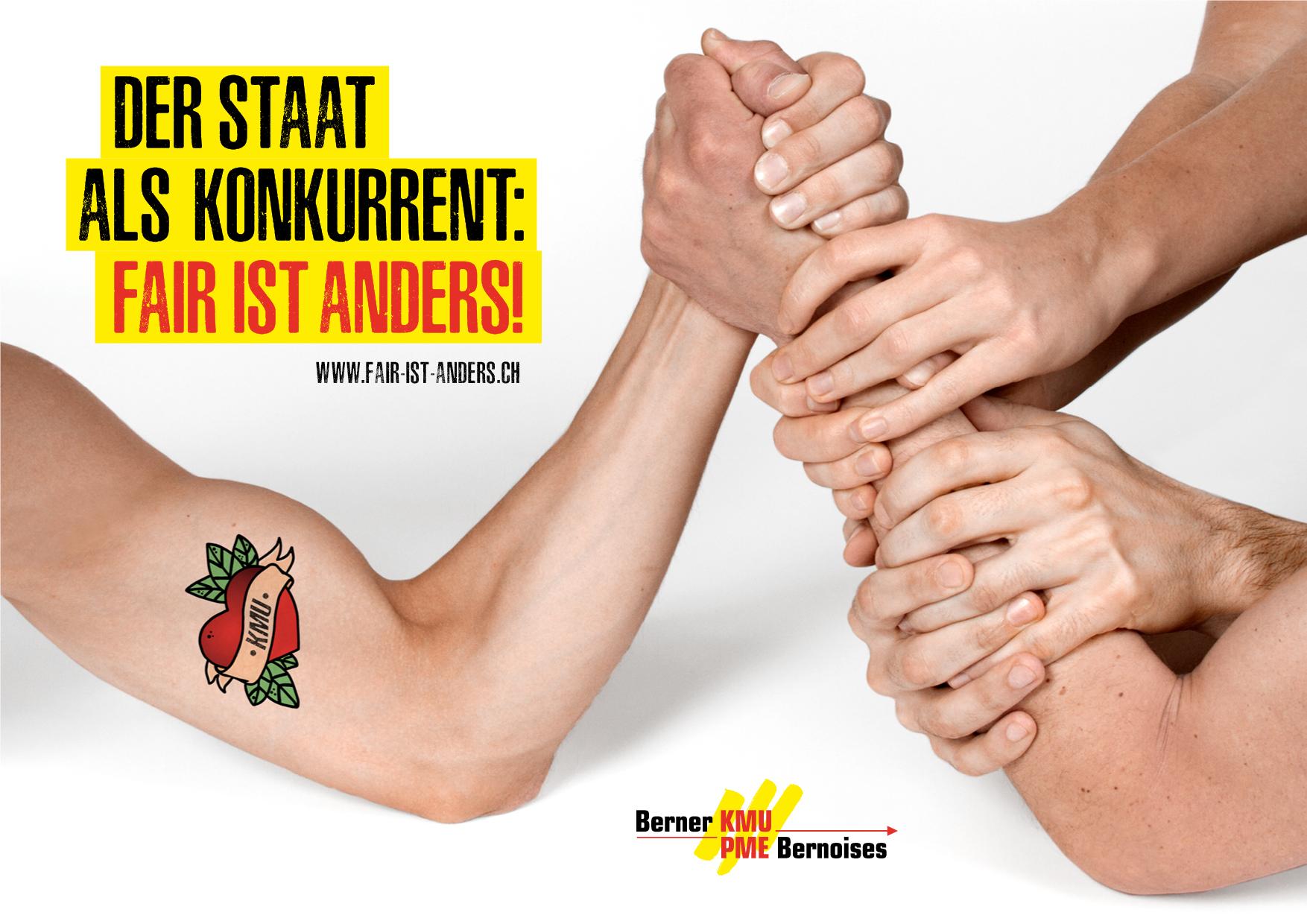 "Zwischenbilanz Kampagne ""Fair ist anders!"""