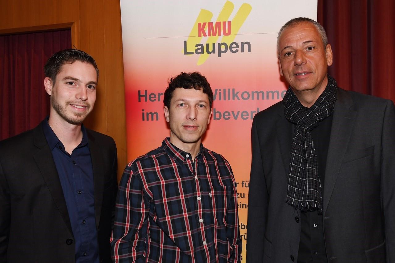 Präsident Andreas Schlecht wiedergewählt