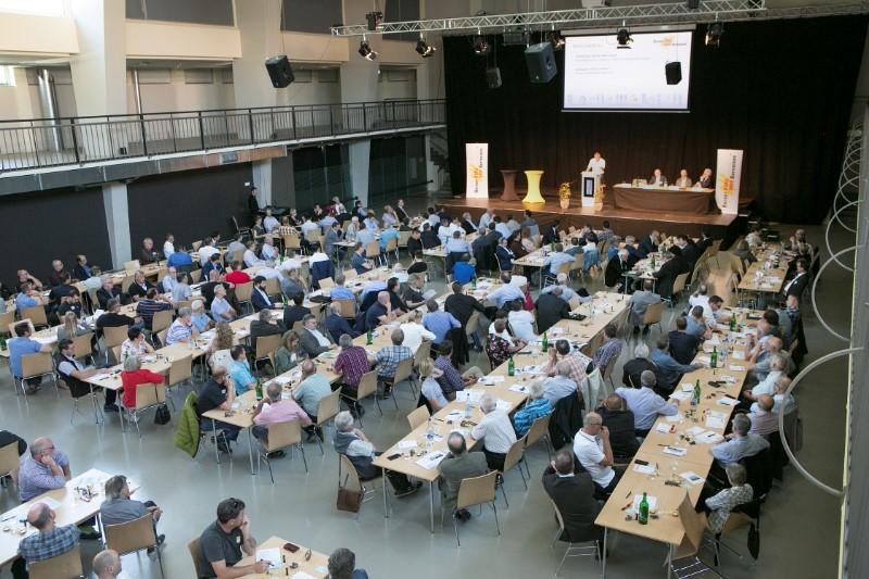 Frühjahrs-Delegiertenversammlung des Gewerbeverbands Berner KMU