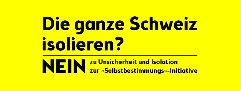 NEIN zur SBI und NEIN zum Steuergesetz: Abstimmungsresultate nicht ganz im Sinne von Berner KMU