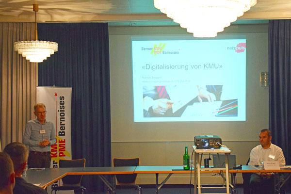 Kein KMU zu klein, digitalisiert zu sein