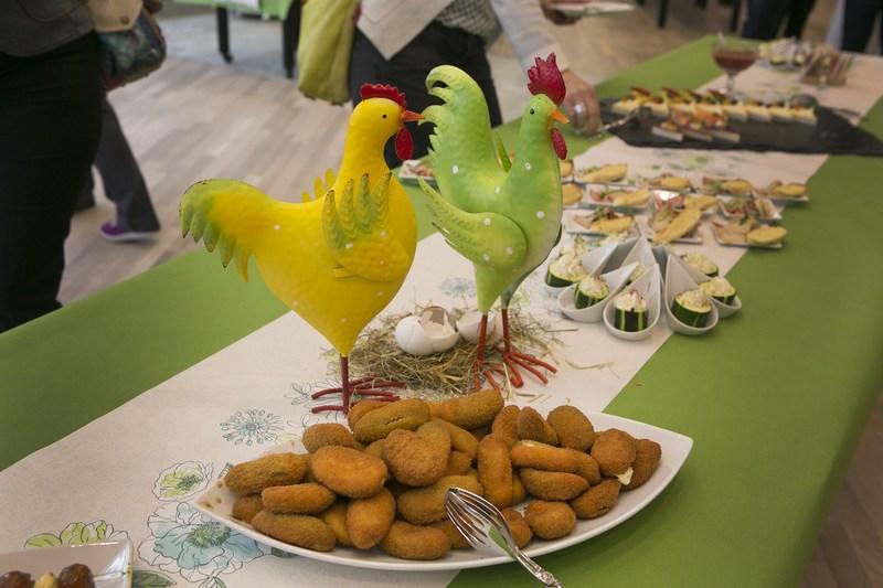 Frühlingsanlass KMU Frauen Bern: entspannt.gut.essen