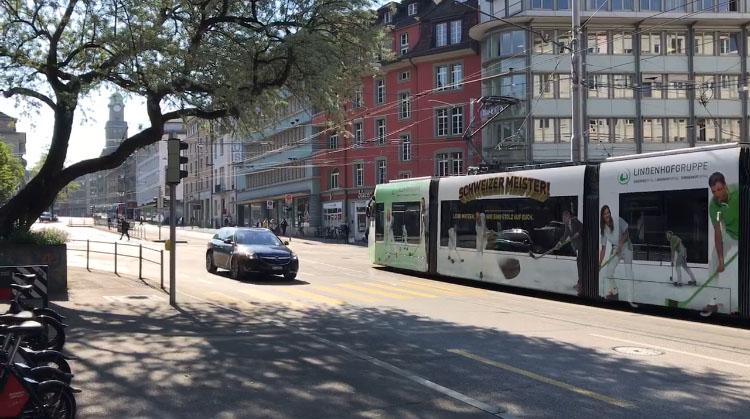 Die Konflikte bei der Reduktion des Individualverkehrs der Stadt Bern