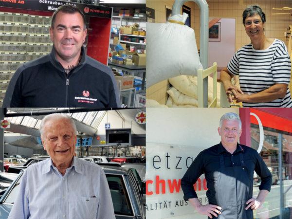 Das Online-Voting läuft: Wer gewinnt den dritten Berner KMU Award?