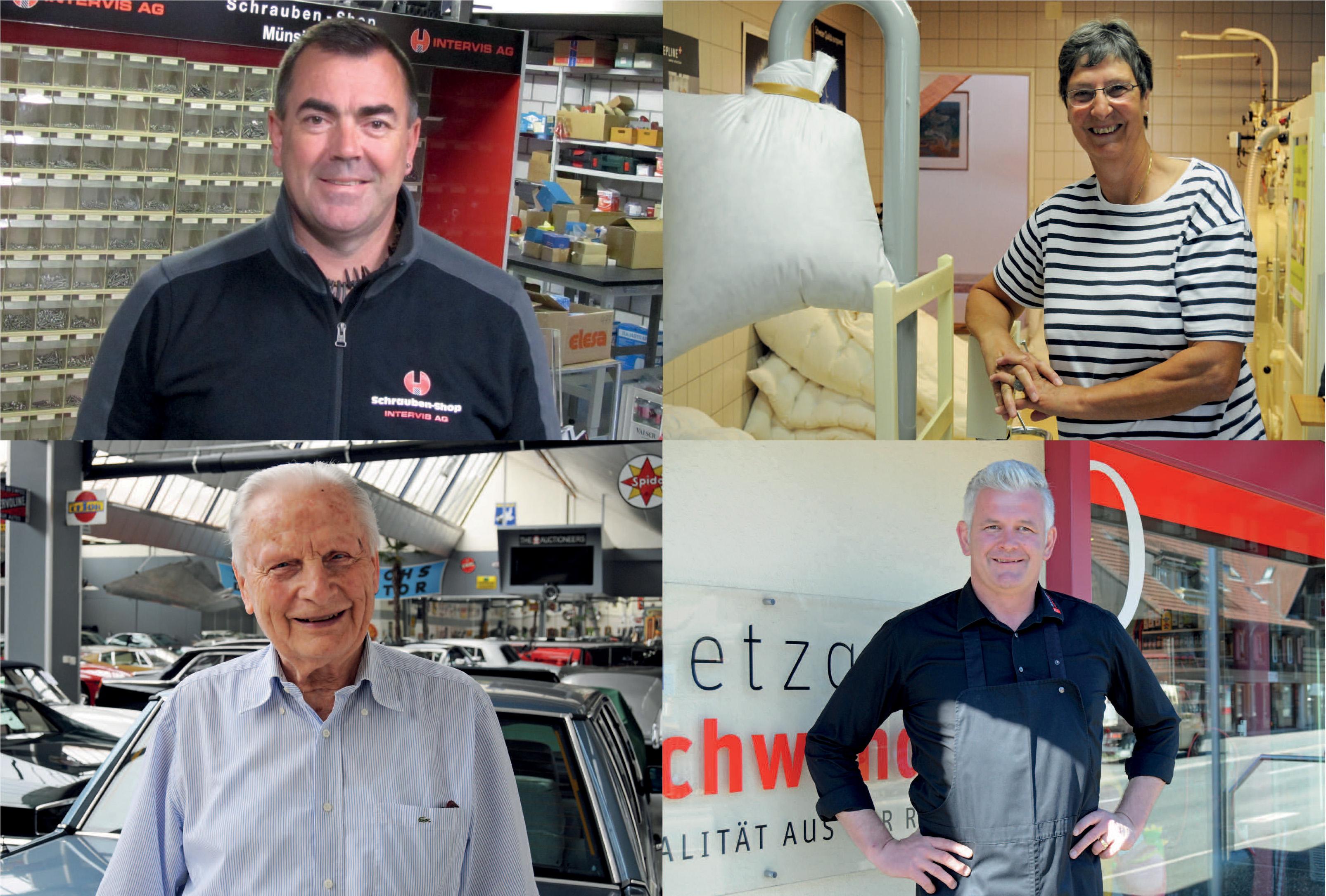 Die Spannung steigt: Wer gewinnt den dritten Berner KMU Award?