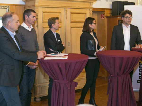 """""""KMU on Tour"""" in Burgdorf: Die Ruag macht es vor – Quo vadis BKW und Co?"""