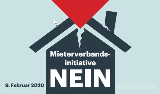 NEIN zur Verstaatlichung des Wohnungsmarkts und NEIN zum Transitplatz Wileroltigen
