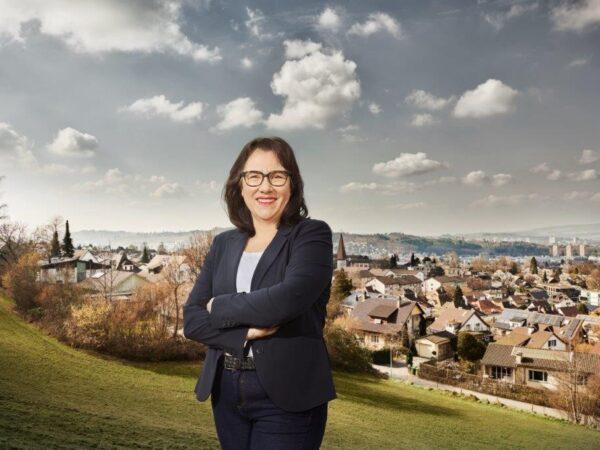 Tatjana Rothenbühler – eine Regierungsstatthalterin für das Gewerbe