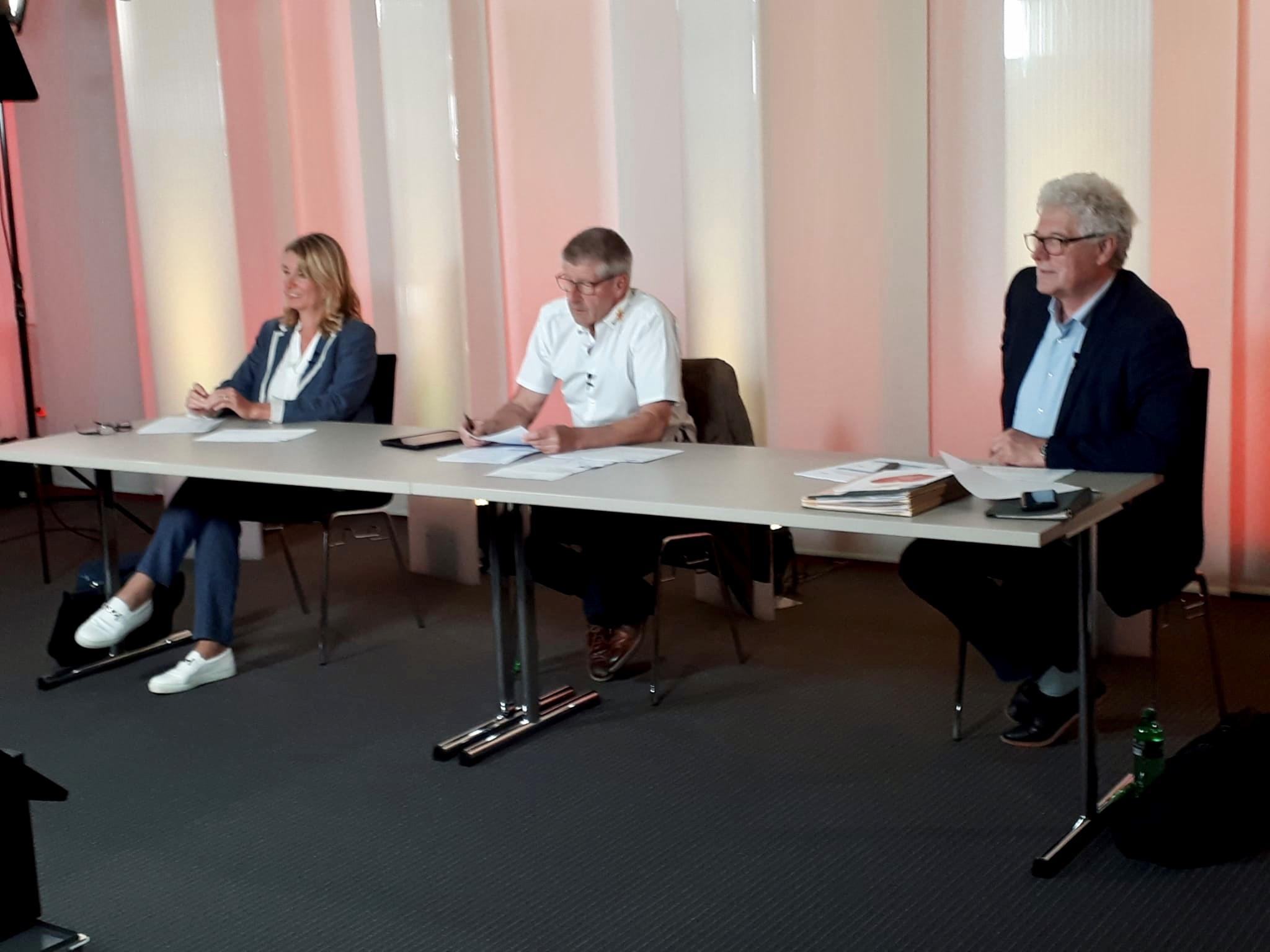 Wechsel an der Spitze von Berner KMU: Toni Lenz tritt ab, Ernst Kühni übernimmt