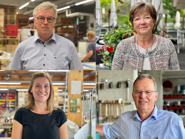 Jetzt online abstimmen: Das sind die 4 Nominierten für den 4. Berner KMU Award