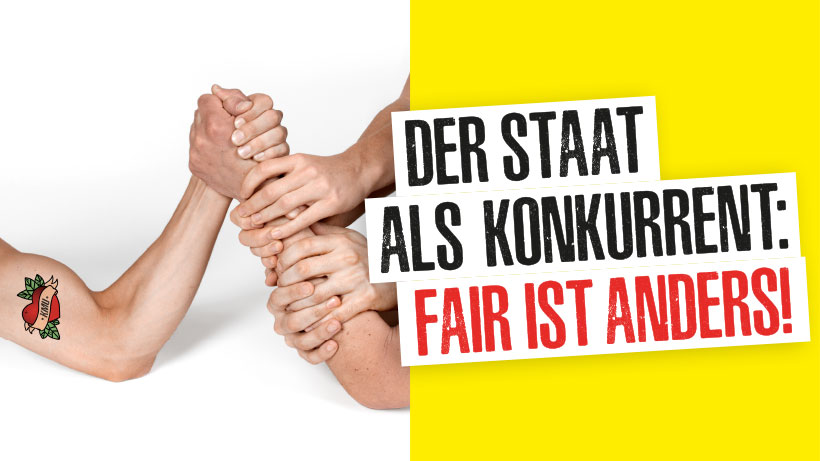 Für gleichlange Spiesse – Parlamentarische Gruppe «Fair ist anders» gegründet!